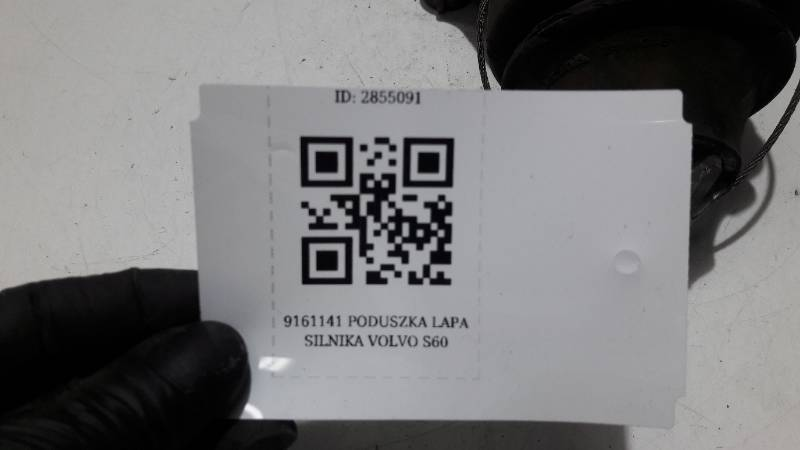 9161141 PODUSZKA LAPA SILNIKA VOLVO S60