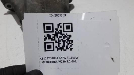 A1122231804 LAPA SILNIKA MERCEDES W220 3.2 00R