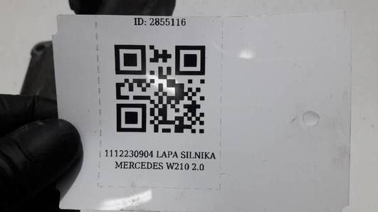 1112230904 LAPA SILNIKA MERCEDES W210 2.0