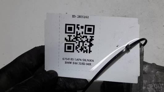 6754185 LAPA SILNIKA BMW E46 318D 04R