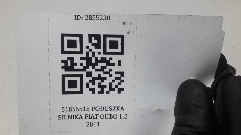 51855515 PODUSZKA SILNIKA FIAT QUBO 1.3 2011