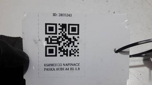 058903133 NAPINACZ PASKA AUDI A4 B5 1.8