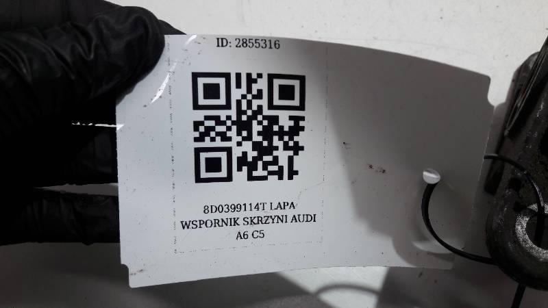 8D0399114T LAPA WSPORNIK SKRZYNI AUDI A6 C5