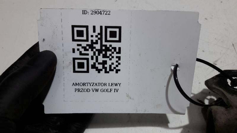 AMORTYZATOR LEWY PRZOD VW GOLF IV