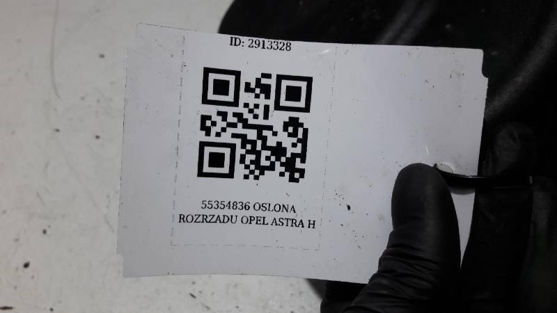 55354836 OSLONA ROZRZADU OPEL ASTRA H