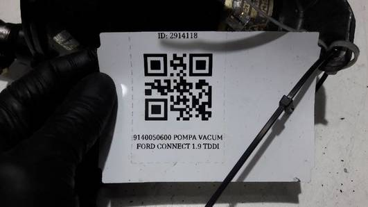 9140050600 POMPA VACUM FORD CONNECT 1.9 TDDI
