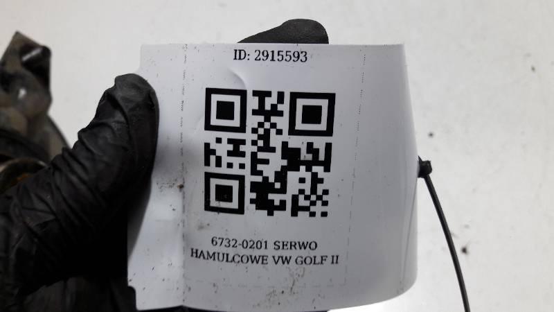 6732-0201 SERWO HAMULCOWE VW GOLF II