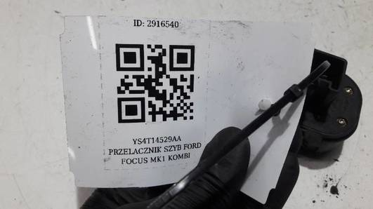 YS4T14529AA PRZELACZNIK SZYB FORD FOCUS MK1 KOMBI