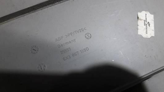 060541200 BOCZEK DZRZWI LEWY PRZOD VW LUPO