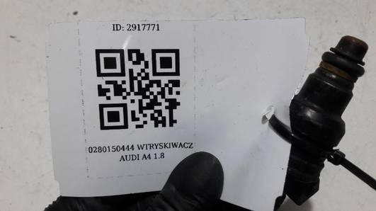 0280150444  WTRYSKIWACZ AUDI A4 1.8