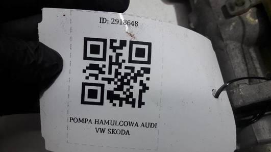 POMPA HAMULCOWA AUDI VW SKODA