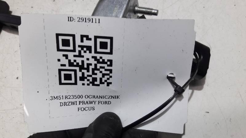 3M51R23500AF OGRANICZNIK DRZWI PRAWY FOCUS MK2