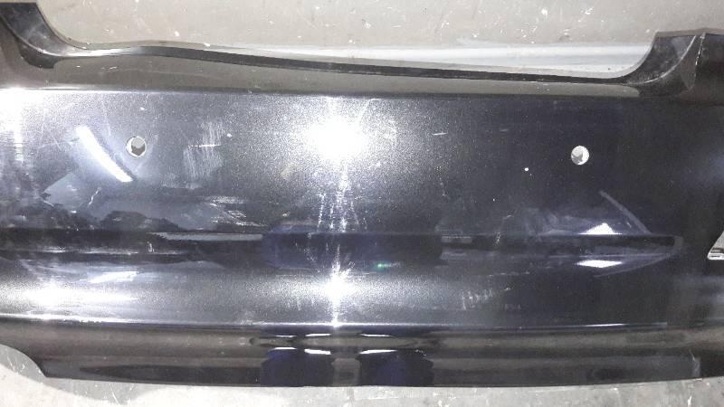 7166793 ZDERZAK TYLNY PDC BMW E82 E88 CZARNY