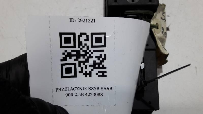 4223988 PRZELACZNIK SZYB SAAB 900 2.5B