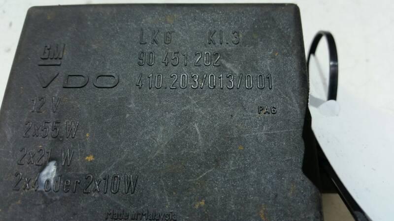 90451202 MODUL STEROWNIK SWIATEL OPEL VECTRA B