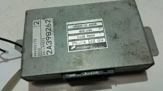HD978J099 STEROWNIK LAND ROVER FREELANDER