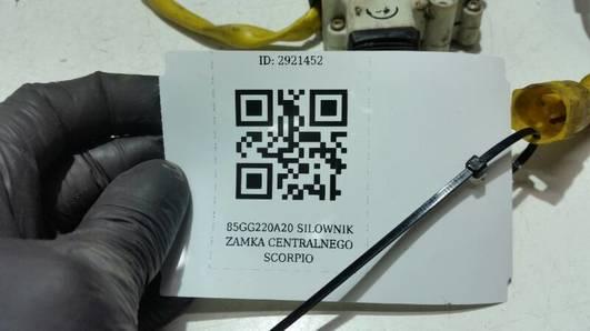 85GG220A20AB SILOWNIK ZAMKA CENTRALNEGO SCORPIO