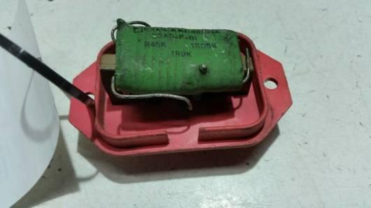 4A0959127 REZYSTOR AUDI 100 2.4 DSL 94R
