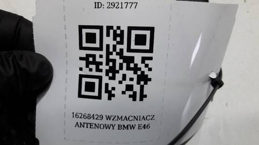 16268429 WZMACNIACZ ANTENOWY BMW E46