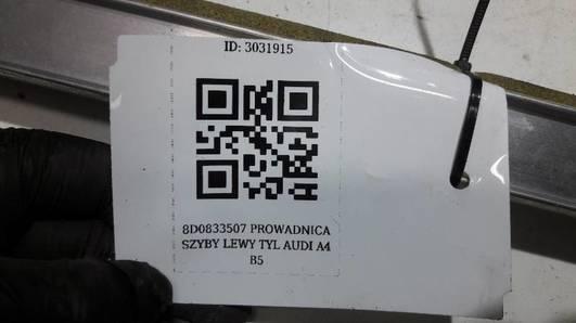 8D0833507 WZMOCNIENIE DRZWI LEWY TYL AUDI A4 B5