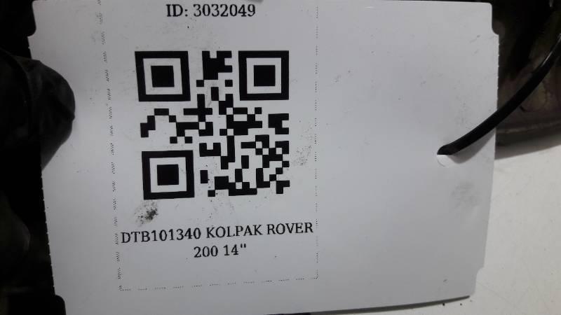 DTB101340XXX KOLPAK ROVER 200 14''