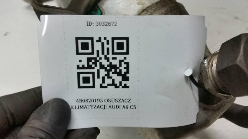 4B0820193 OSUSZACZ KLIMATYZACJI AUDI A6 C5