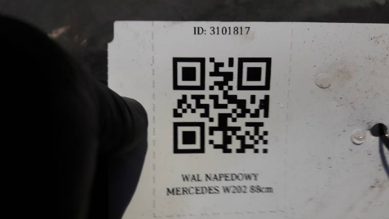 WAL NAPEDOWY MERCEDES W202 84cm
