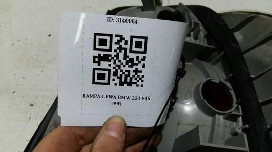 LAMPA LEWA BMW 320 E46 99R