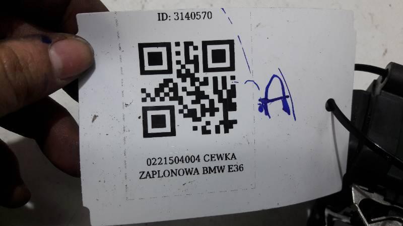0221504004 CEWKA ZAPLONOWA BMW E36