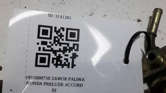 1953000750 ZAWOR PALIWA HONDA PRELUDE ACCORD 2.0