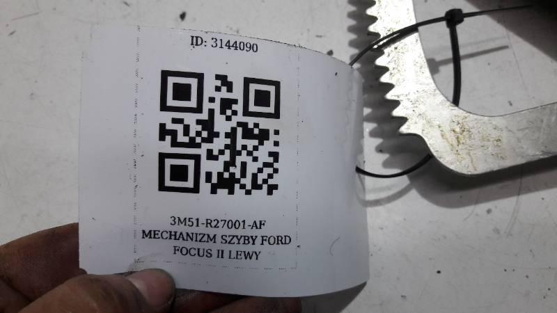 3M51-R27001-AF MECHANIZM SZYBY FORD FOCUS II LEWY