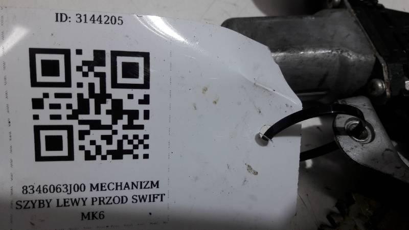 8346063J00 MECHANIZM SZYBY LEWY PRZOD SWIFT MK6