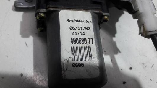 400600T7 MECHANIZM SZYBY PRAWY TYL ALMERA N16