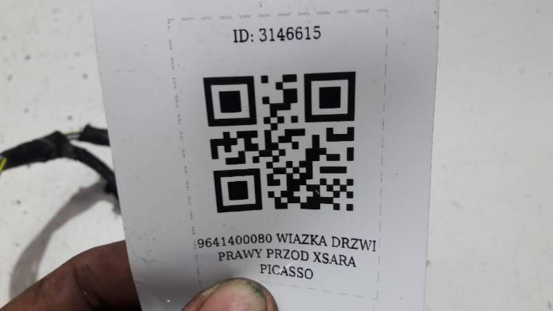 9641400080 WIAZKA DRZWI PRAWY PRZOD XSARA PICASSO