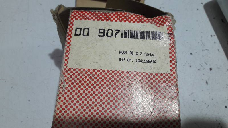 DO907 FILT OLEJU AUDI 80 2.2 TURBO CLEAN FILTERS