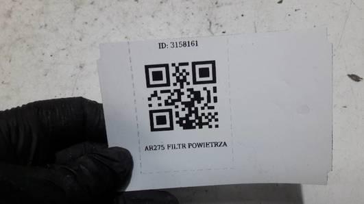 AR275 FILTR POWIETRZA