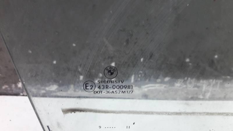 SZYBA DRZWI PRAWY PRZOD BMW E46