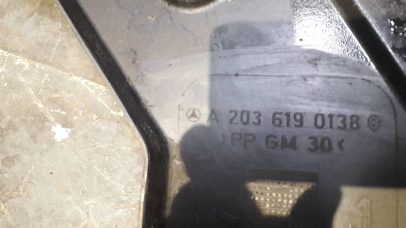 A2036190138 OSLONA PODWOZIA LEWA MERCEDES W209