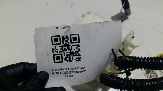 92750624 POMPA PALIWA FORD TRANSIT CONNECT 1.8TDI