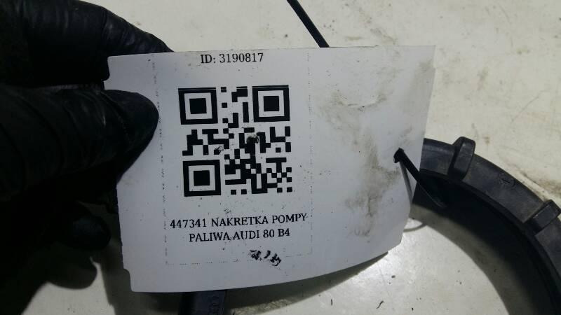 321201375 NAKRETKA POMPY PALIWA AUDI 80 B4
