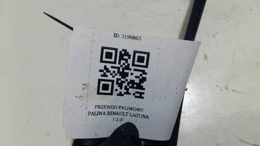 PRZEWOD PALIWOWY PALIWA RENAULT  LAGUNA I 2.0