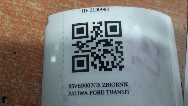 86VB9002CE ZBIORNIK PALIWA FORD TRANSIT