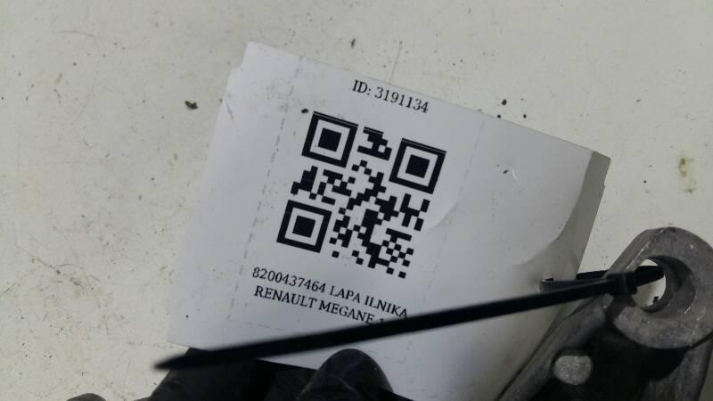 8200437464 LAPA SILNIKA RENAULT MEGANE 1.5