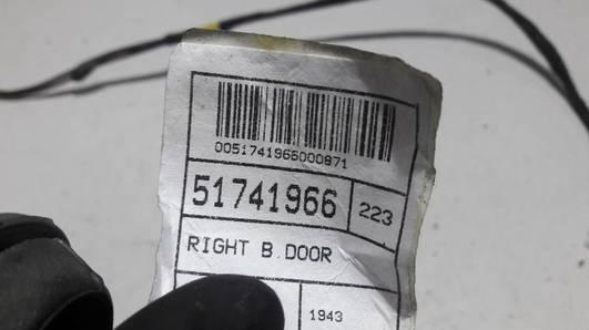 51741966 INSTALACJA DRZWI PRAWY TYL FIAT DOBLO
