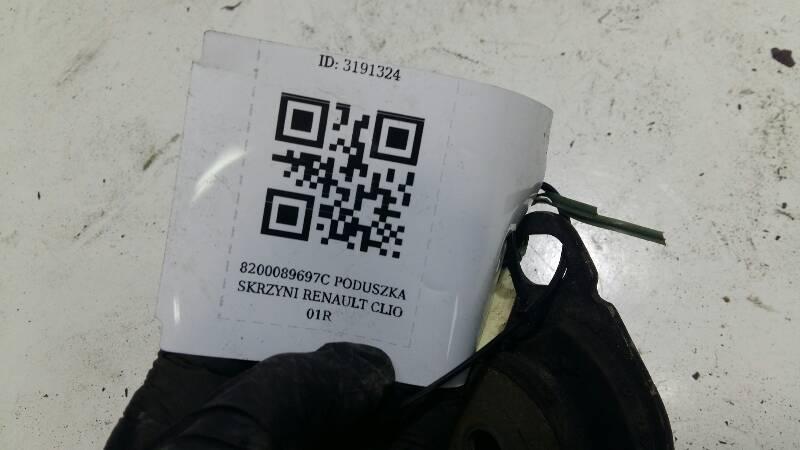 8200089697C PODUSZKA SKRZYNI RENAULT CLIO 01R