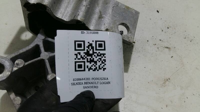 8200644281 PODUSZKA SILNIKA DACIA LOGAN SANDERO