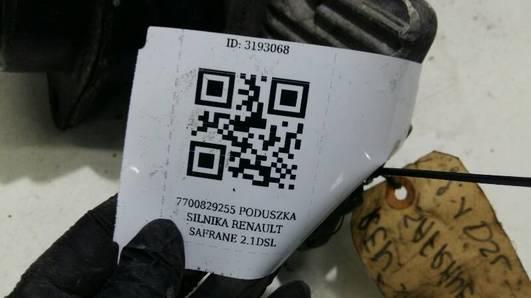 7700829255 PODUSZKA SILNIKA RENAULT SAFRANE 2.1DSL