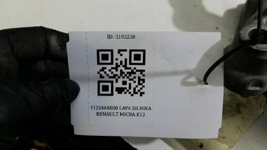 11254AX600 LAPA SILNIKA RENAULT MICRA K12