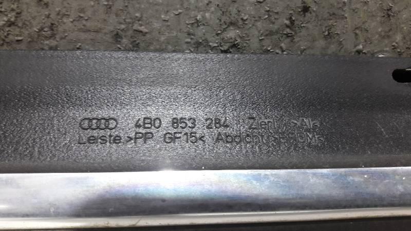 4B0853284 LISTWA DRZWI PRAWY PRZOD AUDI A6 C5