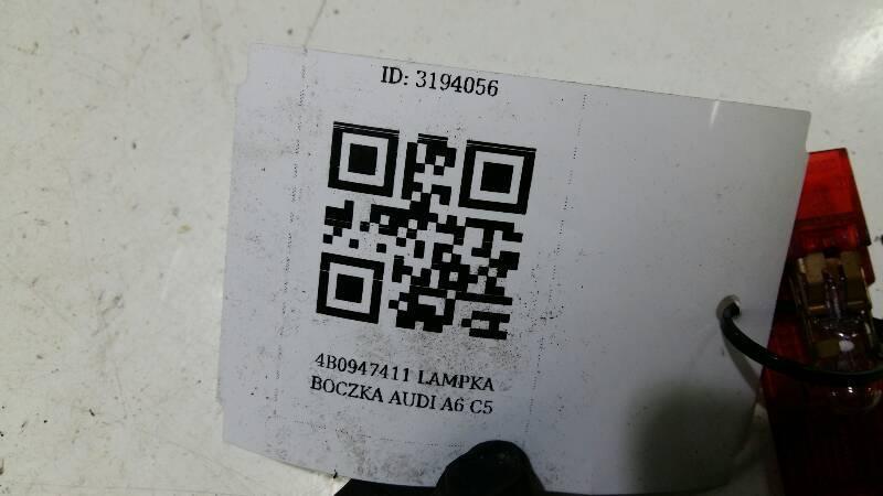 4B0947411 LAMPKA BOCZKA AUDI A6 C5